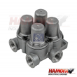 DAF 4-CIRCUIT-PROTECTION VALVE 1238505 NEW