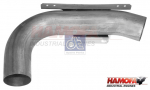 DAF FRONT EXHAUST PIPE 1301845 NEW