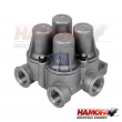 DAF 4-CIRCUIT-PROTECTION VALVE 1505125 NEW