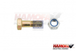 MERCEDES BOLT WITH NUT 3439900002 NEW