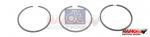 IVECO PISTON RING KIT 504016818S7 NEW