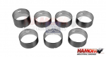 IVECO CAMSHAFT BEARING KIT 504078222S NEW
