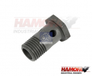 MAN HOLLOW SCREW 51.98150.0072 NEW