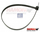 MAN CABLE TIE 81.97470.0085 NEW