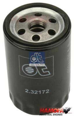 FIAT OIL FILTER 00117434 NEW