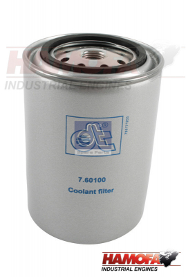 FIAT COOLANT FILTER 01851101 NEW
