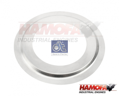 BPW COVER PLATE 03.010.05.21.0 NEW