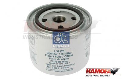 FIAT OIL FILTER 04126435 NEW