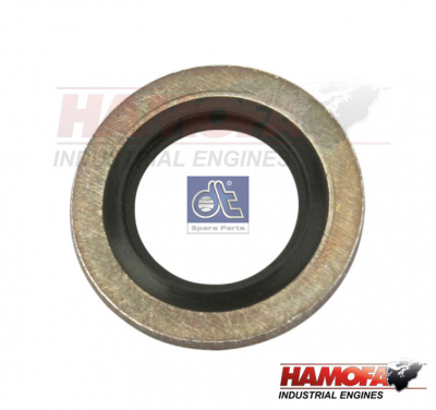 FIAT SEAL RING 04760498 NEW