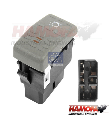 IVECO SWITCH 04854433 NEW
