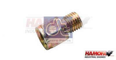 MERCEDES SCREW-IN FITTING 071428004102 NEW