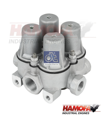 DAF 4-CIRCUIT-PROTECTION VALVE 112227 NEW