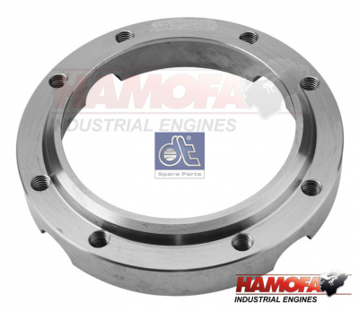 SCANIA DIFFERENTIAL HOUSING HALF 1122911 NEW