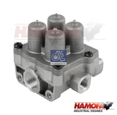 DAF 4-CIRCUIT-PROTECTION VALVE 1505399 NEW