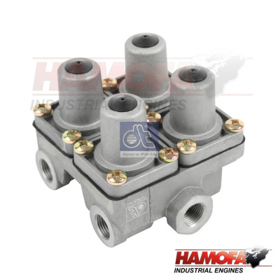 DAF 4-CIRCUIT-PROTECTION VALVE 1506418 NEW