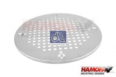 VOLVO HEAT SHIELD 1588971 NEW