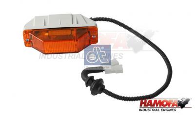 DAF TURN SIGNAL LAMP 1735355 NEW