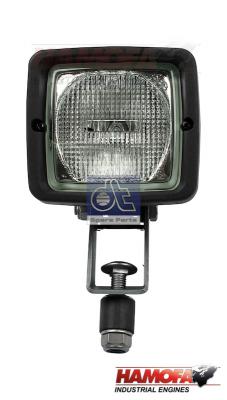 VOLVO WORK LAMP 21396991 NEW