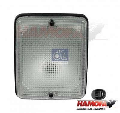 FIAT REVERSE LAMP 42047229 NEW
