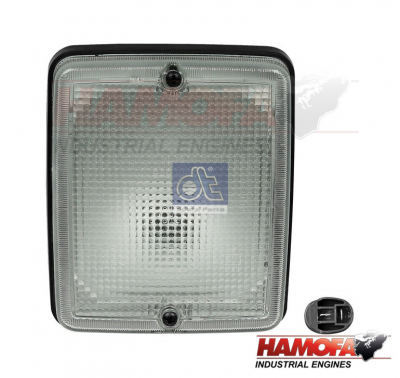 IVECO REVERSE LAMP 42225226 NEW