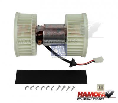 IVECO FAN MOTOR 42553953 NEW