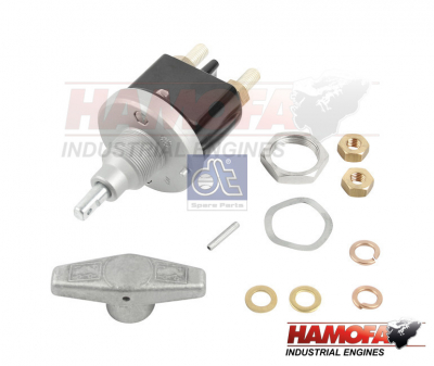 IVECO BATTERY MAIN SWITCH 4822229 NEW