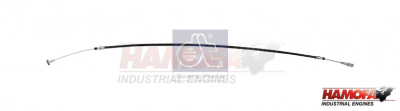 FIAT BOWDEN CABLE 500322988 NEW