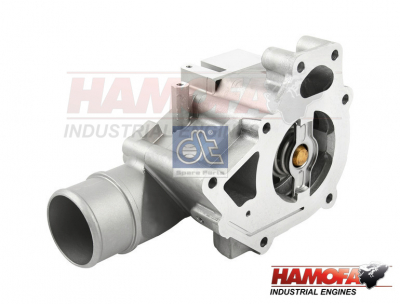 IVECO THERMOSTAT HOUSING 500381350 NEW
