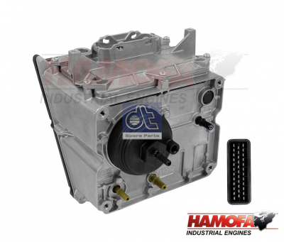 IVECO FEED MODULE 504365261 NEW