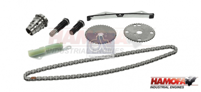 FIAT TIMING CHAIN KIT 5801628694 NEW