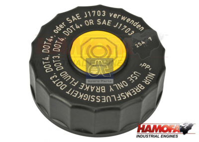 FORD CAP 6037643 NEW