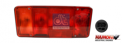 CITROEN TAIL LAMP 635057 NEW