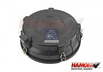 MAN AIR FILTER COVER 81.08303.6051 NEW