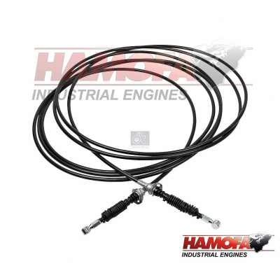 MAN CONTROL CABLE 81.32655.6210 NEW