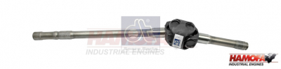 MAN CONSTANT VELOCITY JOINT 81.36402.6354 NEW