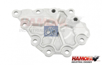 MAN OIL PUMP COVER 81.38521.0004 NEW