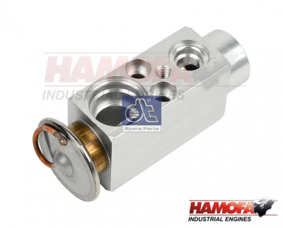MAN EXPANSION VALVE 81.61967.0020 NEW