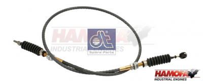 MAN CONTROL WIRE 81.95501.6479 NEW