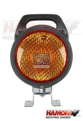 VOLVO WORK LAMP 8153930 NEW
