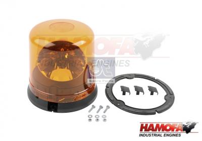 DAF ROTATING EMERGENCY LAMP 906551 NEW