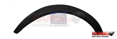 IVECO COVER MOULDING 93936994 NEW
