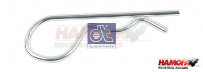 VOLVO COTTER PIN 978993 NEW
