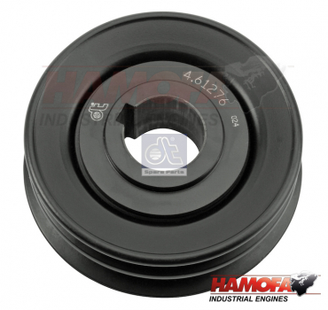MERCEDES PULLEY 0001555515 NEW