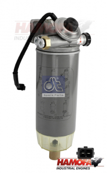 MERCEDES WATER SEPARATOR 0004702190 NEW