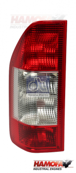 MERCEDES TAIL LAMP 0008261556 NEW