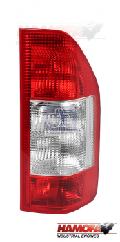 MERCEDES TAIL LAMP 0008261656 NEW