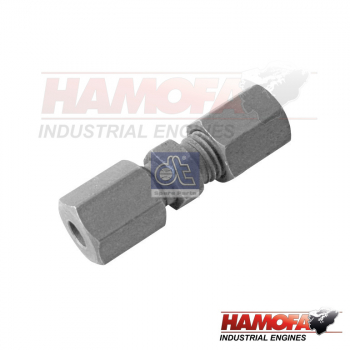 MERCEDES STRAIGHT COUPLING 0029908568 NEW