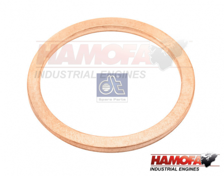 CITROEN COPPER WASHER 016484 NEW