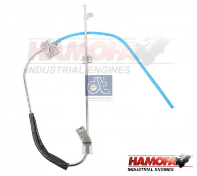 IVECO WINDOW REGULATOR 02997185 NEW