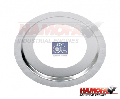 BPW COVER PLATE 03.010.06.12.0 NEW